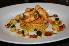Γαρίδες με ρύζι | FoodKombi
