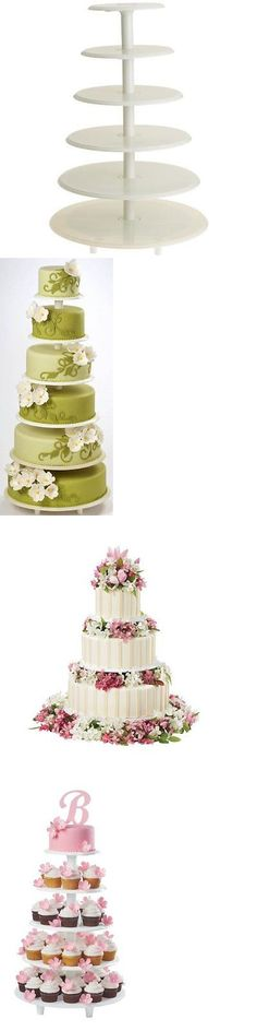 Wedding Cake Stands and Plates 102424: Wilton Roman Columns ...
