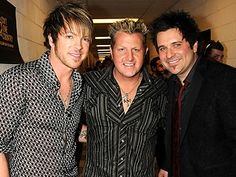 LOVE Rascal Flatts! Such great music!