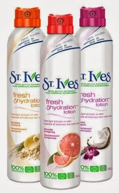 ****Couponalicious! $2.00 off ONE (1) St. Ives Fresh Hydration Lotion**** - Krazy Coupon Club