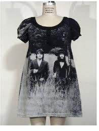 The Beatles Strawberry Fields Dress