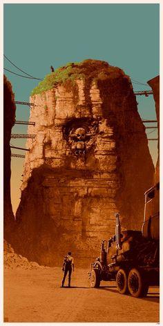 Mad Max: Fury Road - Created by Matt Ferguson                                                                                                                                                                                 More
