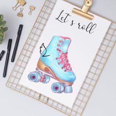 "Fashion Illustration na Instagramu: ""Let's roll❤️ markers & watercolor pencils ✍🏻…"" Watercolor Pencils, Fashion Illustrations, Markers, Notebook, Design, Sharpies, Fashion, Design Comics, Fashion Drawings"