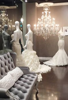 High End Wedding Dresses in Charlotte NC | Bridal Store Winnie Couture
