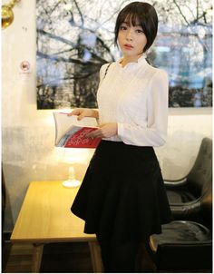 b3430760c5953 Large size women plus fertilizer to increase the 2015 spring new fat MM  lace stitching collar