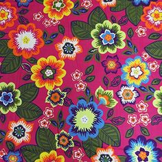 """Pure Indian Cotton Material Floral Pattern Purple Fabric By The Yard 42"""" Wide"""