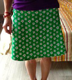 Biezonder: Een simpel rokje in tricot - met tutorial
