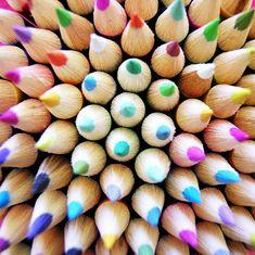 art, color pencils, colored, colored pencils, colors, pencils ...500 x 499 | 173.5KB | favim.com