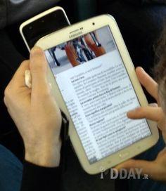 Se filtran imágenes de la Samsung Galaxy Note 8.0 previo a la que se espera sea su presentación en el Mobile World Congress 2013 de Barcelona.