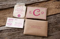 icanhappy.com mason jar wedding invitations (34) #weddinginvitations