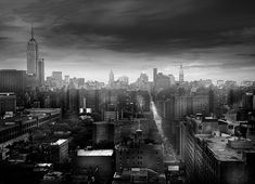 """Photo by Jean Michel Berts portraitist of cities specializing in black and white photos. Photo of the book """"Light of New York""""© Ed: Assouline New York View, New York Photography, I Love Nyc, Travel Checklist, City That Never Sleeps, Concrete Jungle, City Lights, Photo Art, New York Skyline"""