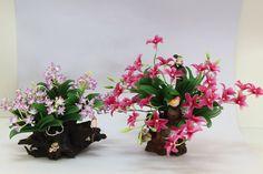 harisnyavirág - orchideák.