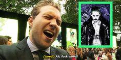 Jai Courtney Suicide Squad Interview
