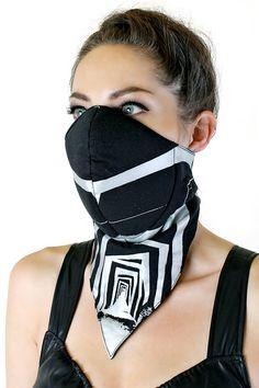Dust Mask Maze Long  $ 22.00