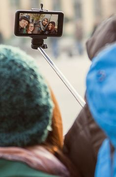 For All: Stick to the classic pose or expand your view: where do you stand on the selfie stick debate? @AT&T