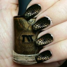 Today's mani was inspired by the gorgeous art of @lasertrees (ordered 2 beautiful pendants btw ). Base is Tiger's Eye by @masura.ru, stamped with Konad Black and @uberchicbeauty plate 4-03. #masura #uberchicbeauty #uberchic #nailswag #nailpolish #nailpolishaddicted #nailgasm #nailsoftheday #notd #nailstagram #instanails #nailaddicts #nailpolishaddict #nailsofig #nailpolishaholic #nailsdone #naildesign #nails #nailartohlala #nailsofinstagram #nailpolishjunkie #naillacquer #nailpolishobsess...