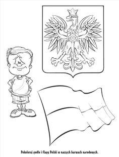 Najlepsze Obrazy Na Tablicy Polska Do Kolorowania 72 Edukacja