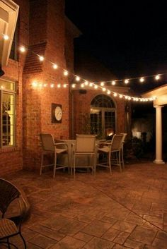 Find This Pin And More On Backyard By Dma9506. DIY Chandeliers And Outdoor  Lighting ...
