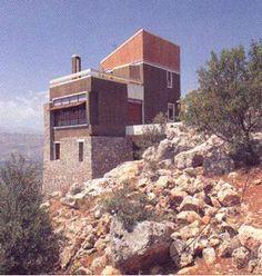 Antonakakis Akrwtiri chania Greece, Multi Story Building, Mansions, House Styles, World, Masters, Student, Image, Google