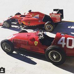 Ferrari 125 40 Ex Alberto Ascari Vintage Racing, Vintage Cars, Formula 1, Automobile, Maserati, Bugatti, Italian Grand Prix, Racing Team, Auto Racing