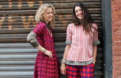 The Covet + Lou Questionnaire: Ace & Jig Designers Jenna Wilson and Ca