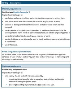 7 best uks2 writing transcription images on pinterest a letter key requirements httpsgovgovernmentuploads transcriptionnational curriculumkeywriting fandeluxe Image collections