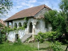 Old Country Houses, Country Life, Small Cottages, Medieval World, Weekend House, Backyard Sheds, Budapest Hungary, Scandinavian Home, Abandoned Places