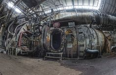 Exploring the Remains of England's Top-Secret Turbine Testing Site