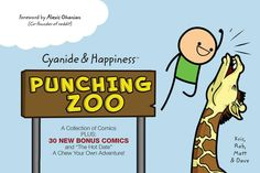 One of the most popular and successful webcomics has found a new home at BOOM! box! If you are on the Internet, youve read CYANIDE HAPPINESS. Generating over a million hits a week, the webcomic is one