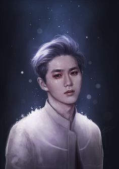Moon Suho by omurizer on DeviantArt