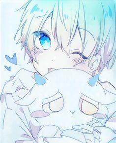 Anime Chibi, Kawaii Anime, Manga Anime, Anime Art, Cute Anime Guys, Anime Love, Anime Version, Boys Wallpaper, Japanese Boy