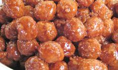 Pikabal (pikante gehaktballetjes)