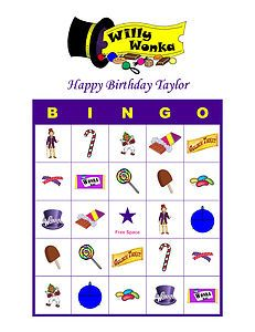 Charlie And The Chocolate Factory Board Game Pdf