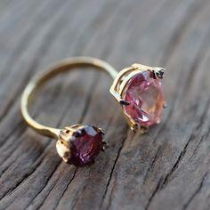 details #turmalinarosa #jewelry #ring #genstones #loveit #jewellery