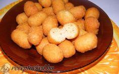Egyszerű sajtkrokett recept aranytepsi konyhájából - Receptneked.hu Veggies, Favorite Recipes, Ethnic Recipes, Food, Vegetable Recipes, Vegetables, Essen, Meals, Yemek