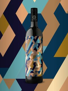 Motif Wine is a gorgeous wine designed for those wine lovers who love color and patterns. The selection of wines comes with its own unique c...