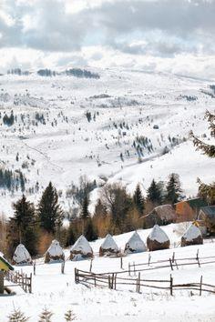 Transylvania in Winter