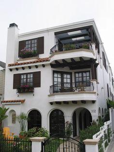 Mediterranean Villa Spanish villas Spanish and Villas
