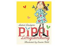 This book is a new translation of the adventures of Pippi, a young girl with strength and imagination, who lives with her horse and monkey without adult supervision. The artwork is cleverly integrated into the text    Read more: http://www.oprah.com/oprahsbookclub/Books-for-6-to-9-Years-Old-2010-Kids-Reading-List/11#ixzz2HgptunoD