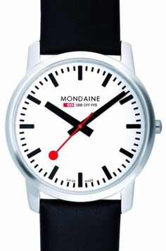 #New on #Timefy : #Mondaine #MondaineWatch #UltraFine #Watches #Montres