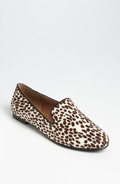 Dots...dots...dots...  Cute as a button with jeans or a dress shirt.      Steven by Steve Madden 'Madee' Slip-On