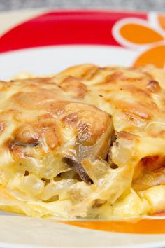 Cheesy Artichoke and Chicken Bake Dinner #Recipe - just 5 ingredients!