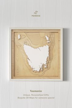 Design a 3D water contour map of their favourite beach, island or coastline. Select your area, add a personal message and we'll create it! 3-5 day turnaround. Perfect gift for any water lover. Designed and made in Burleigh, Australia. Wall Collage, Wall Art, 3d Cnc, 3d Prints, Design Your Own, Art Lessons, Making Ideas, Just In Case, Quirky Gifts