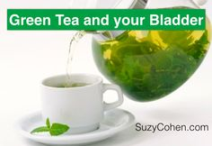 The Green Tea Pee Connection: Bladder Control and Cancer www.redleaftea.com