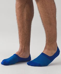Men's Yoga Socks - No Sock Sock *Silver - lululemon