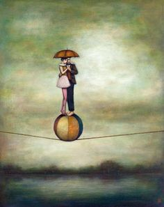 Circus Romance by Duy Huynh                                                                                                                                                                                 Mehr
