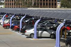 The best idea in a long time: Covering parking lots with solar panels - The Washington Post