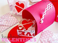 handmade valentines with Lifestyle Crafts #LifestyleCrafts