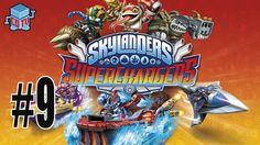 Skylanders SuperChargers Chapter 9 Dive Clops