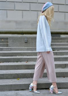 10 Ways To Style Baby BLUE And Satisfy Your Pastel Craving
